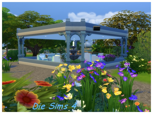 Sonneneck Amusement Park by Maxi Sims at Akisima image 1934 Sims 4 Updates
