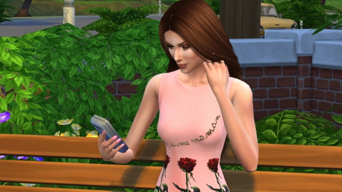 Sims 4 Кate by Elena at Sims World by Denver