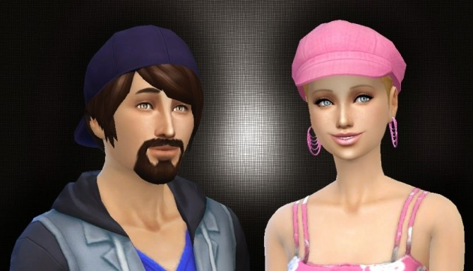 Sims 4 New Patch Hair Conversion at My Stuff