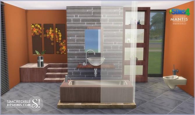 Sims 4 bathroom images for Bathroom ideas sims 4