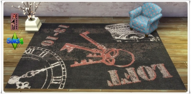 Sightseeing rugs part 1 at Annett's Sims 4 Welt image 2102 Sims 4 Updates