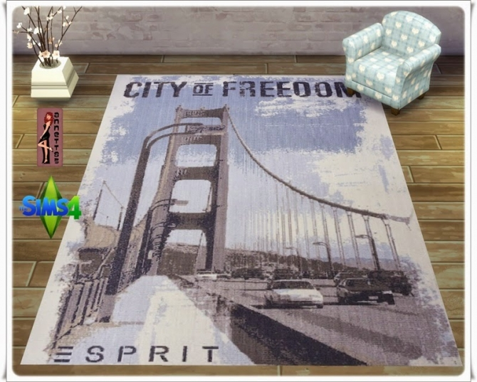 Sightseeing rugs part 1 at Annett's Sims 4 Welt image 2117 Sims 4 Updates