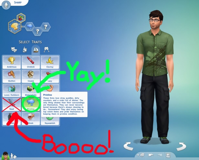 Pristine Trait by Lil Puddin at Mod The Sims image 2118 Sims 4 Updates