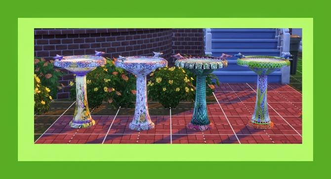 MORE GARDEN STUFF at Alelore Sims Blog image 2121 Sims 4 Updates