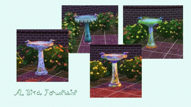 MORE GARDEN STUFF at Alelore Sims Blog image 2131 Sims 4 Updates