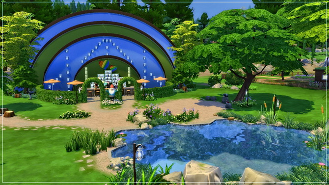 Invites Gnome night club by fatalist at ihelensims image 2176 Sims 4 Updates