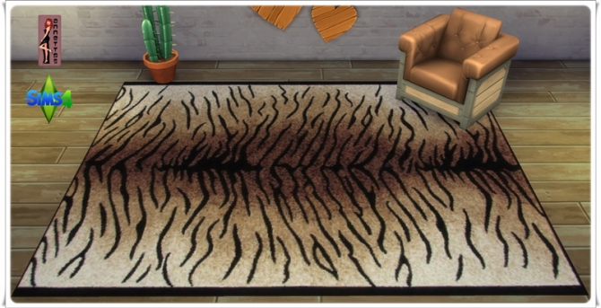 Africa rugs at Annett's Sims 4 Welt image 2192 Sims 4 Updates