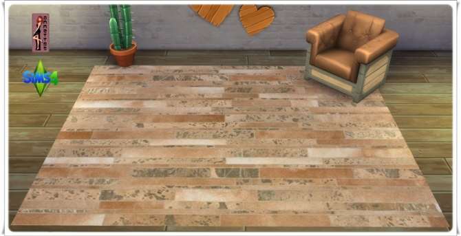 Africa rugs at Annett's Sims 4 Welt image 2222 Sims 4 Updates
