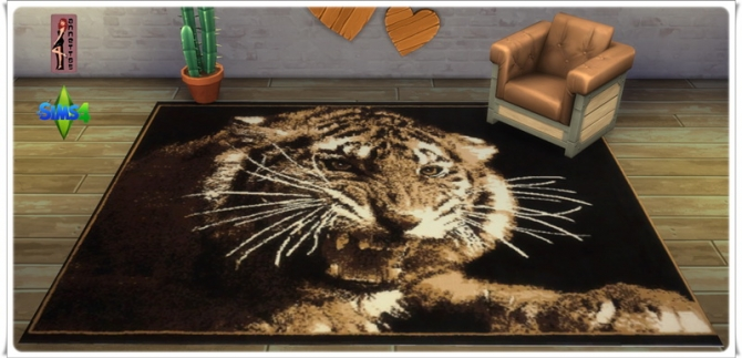 Africa rugs at Annett's Sims 4 Welt image 2232 Sims 4 Updates