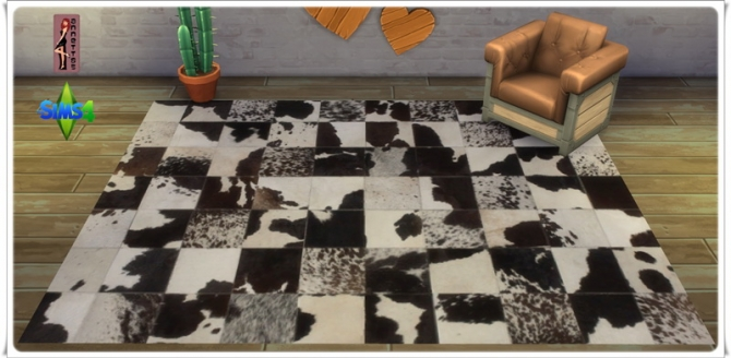 Africa rugs at Annett's Sims 4 Welt image 2242 Sims 4 Updates