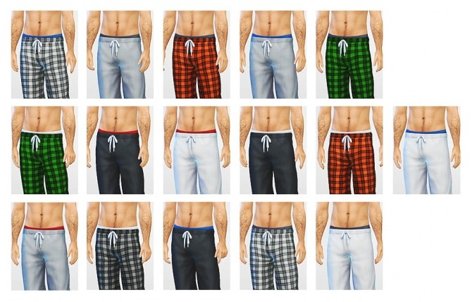 Sims 4 Pants for males at LumiaLover Sims