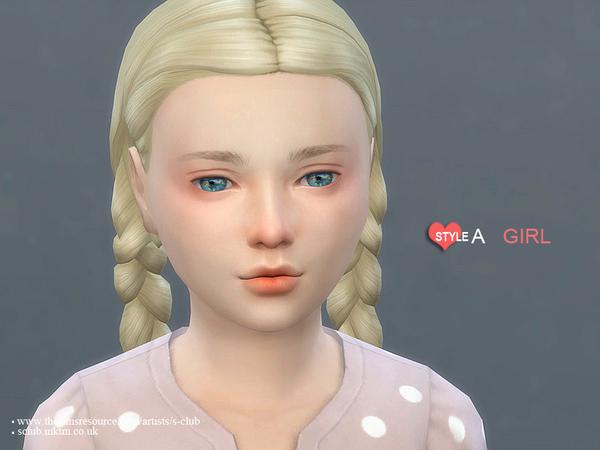 Sims 4 HS Angel skintone CU 1.0 by S Club at TSR