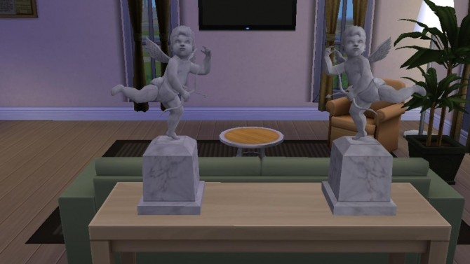 Sims 4 Sculptures by AdonisPluto at Mod The Sims