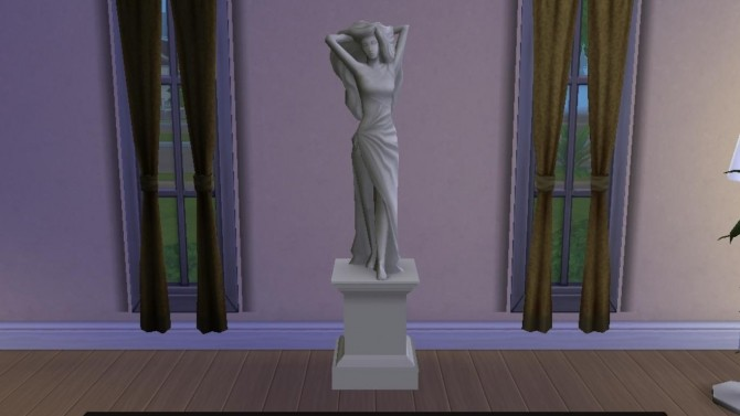 Sculptures By Adonispluto At Mod The Sims 187 Sims 4 Updates