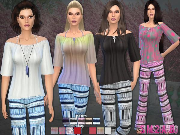 Bohemian set by sims2fanbg at TSR image 2574 Sims 4 Updates