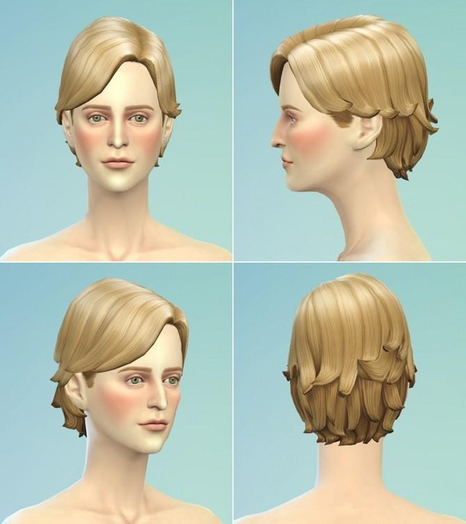 Surfer Hair Edit at Rusty Nail image 2692 670x754 Sims 4 Updates