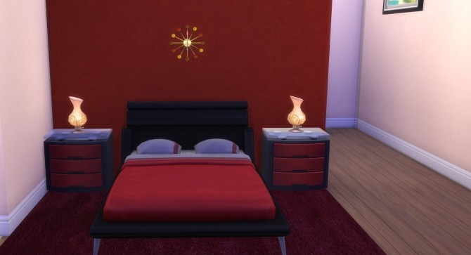 Sims 4 Modern Wall Clock at 19 Sims 4 Blog