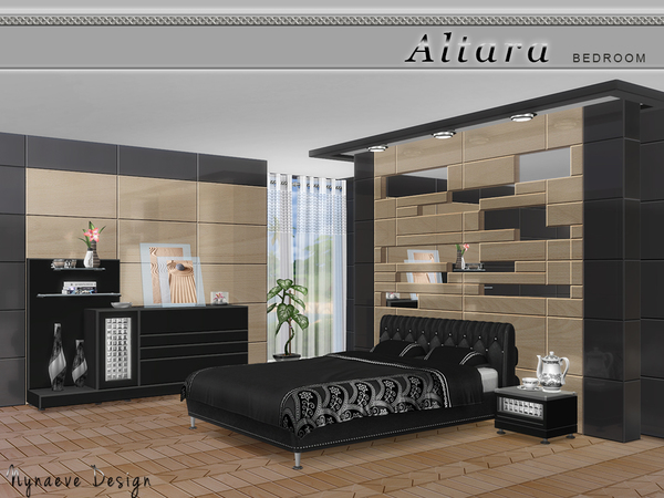 Altara Bedroom by NynaeveDesign at TSR image 292 Sims 4 Updates