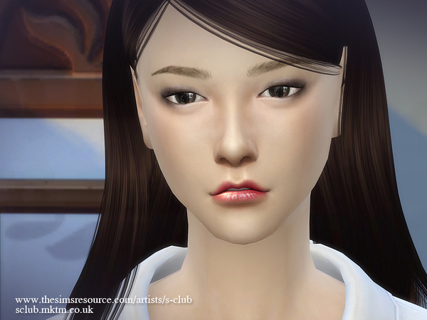 Eyecolor 08 by S Club WM at TSR image 3017 Sims 4 Updates
