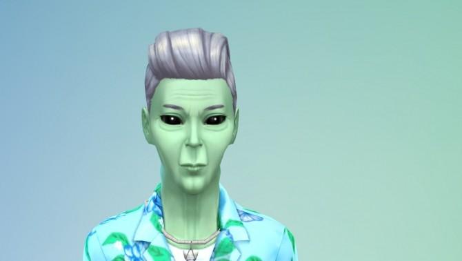 Sims 4 TS2 Alien Skin + Babies by Qahne at Mod The Sims