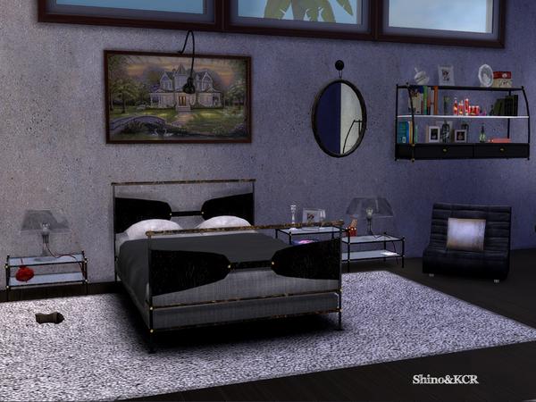 Monaco Bedroom by ShinoKCR at TSR image 46 Sims 4 Updates