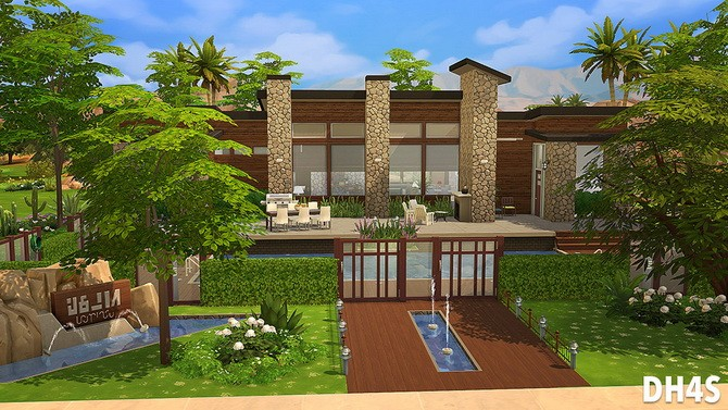 397 Emerson Street, Seattle house by Samuel at DH4S image 4681 670x377 Sims 4 Updates