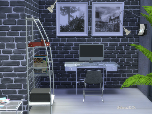 Monaco Bedroom by ShinoKCR at TSR image 48 Sims 4 Updates