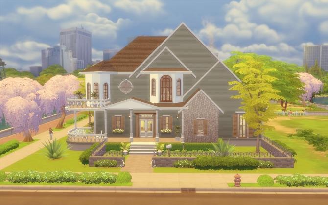 Sims 4 House 11 at Via Sims