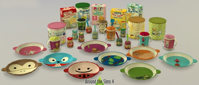 Baby Food at Around the Sims 4 image 487 Sims 4 Updates