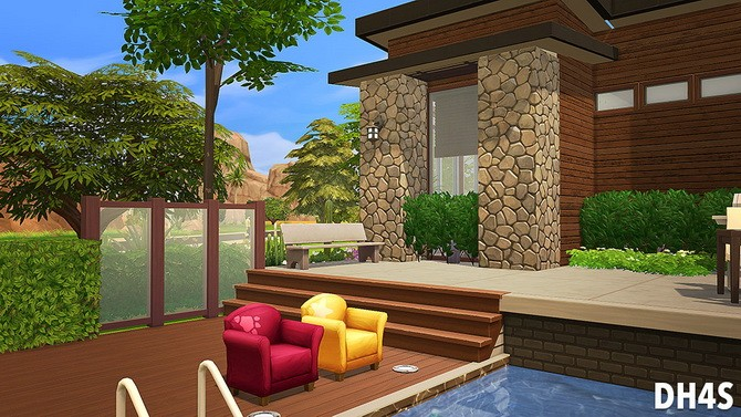 397 Emerson Street, Seattle house by Samuel at DH4S image 4871 670x377 Sims 4 Updates