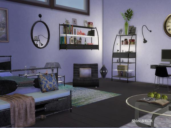 Monaco Bedroom by ShinoKCR at TSR image 49 Sims 4 Updates