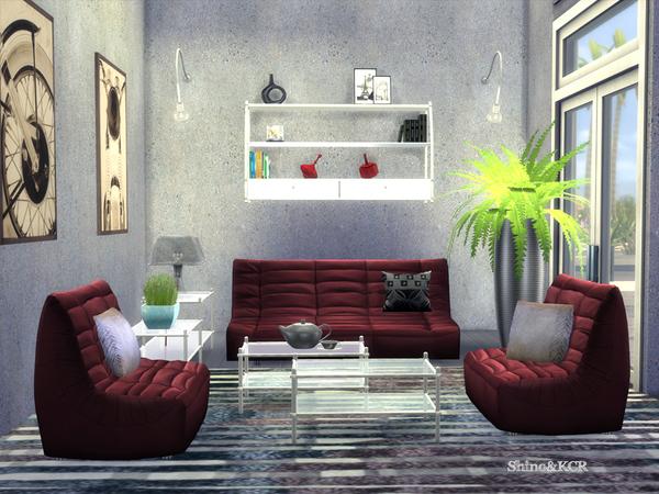Monaco Bedroom by ShinoKCR at TSR image 50 Sims 4 Updates