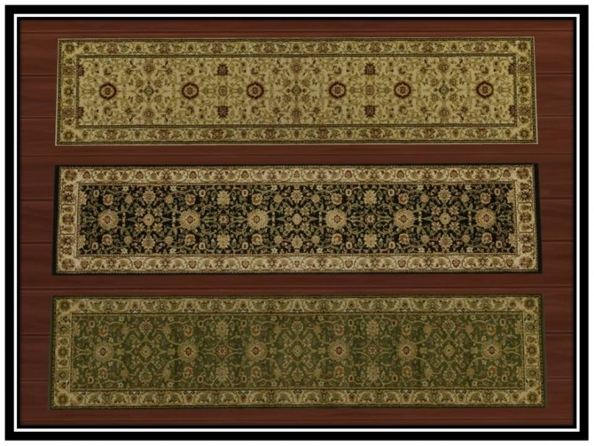Heirloom Oriental Rugs (Runner) by Christina51 at Mod The Sims image 5017 670x503 Sims 4 Updates