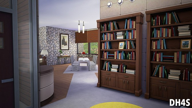 397 Emerson Street, Seattle house by Samuel at DH4S image 51112 670x377 Sims 4 Updates