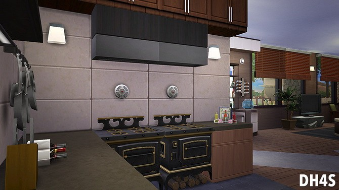 397 Emerson Street, Seattle house by Samuel at DH4S image 5281 670x377 Sims 4 Updates