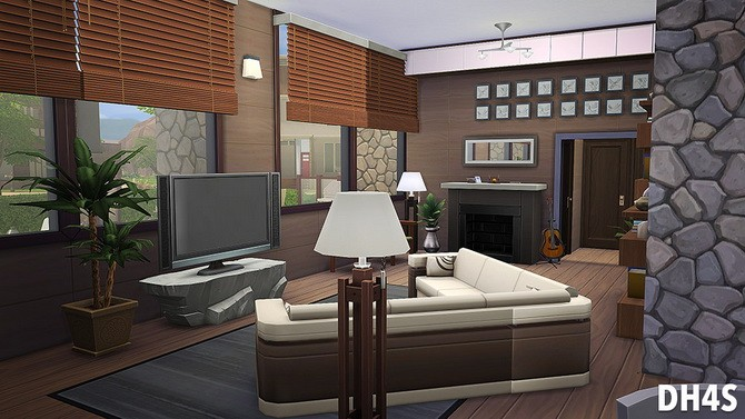 397 Emerson Street, Seattle house by Samuel at DH4S image 5381 670x377 Sims 4 Updates