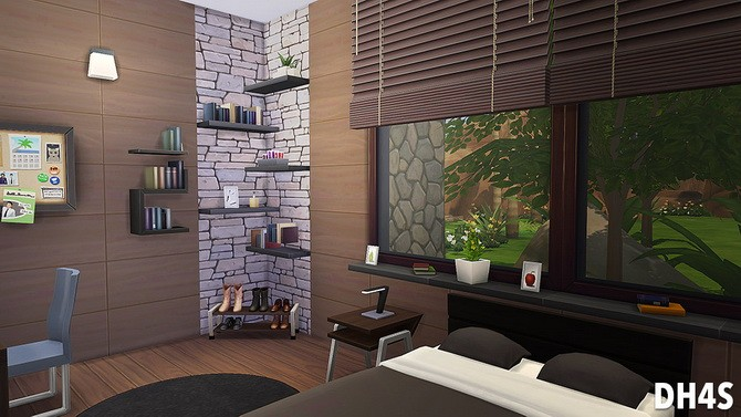 397 Emerson Street, Seattle house by Samuel at DH4S image 5471 670x377 Sims 4 Updates