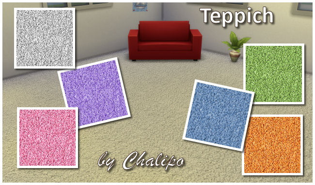 Sims 4 Floors and grass terrain by Chalipo at All 4 Sims