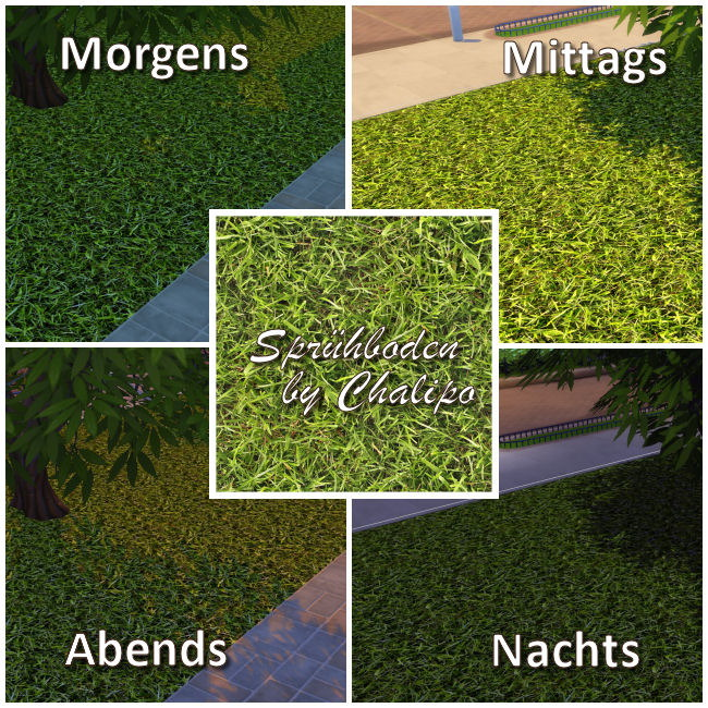 Sims Floor Elevation Cheat : Floors and grass terrain by chalipo at all sims