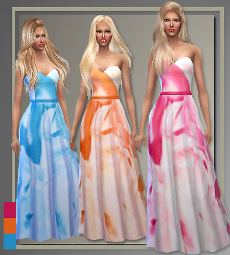 hair style for dress all about style sf magazine gowns by judie sims 4 updates 5971 | 5971
