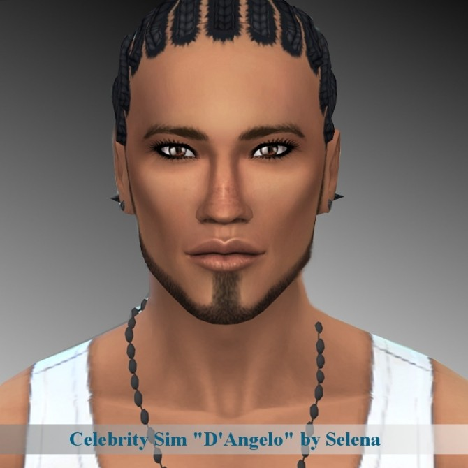 DAngelo by Selena at Sims 4 Celebrities image 6014 670x670 Sims 4 Updates