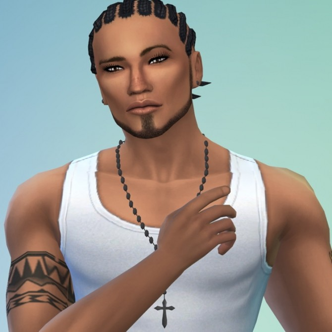 DAngelo by Selena at Sims 4 Celebrities image 6217 670x670 Sims 4 Updates