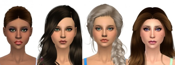 Sims 4 Sugar Skin at Nessa Sims