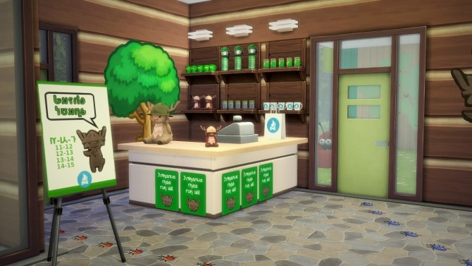 Creepy Crawlers Museum at Budgie2budgie image 6471 670x377 Sims 4 Updates
