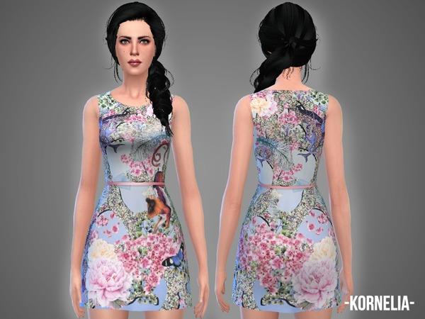 Belle dresses set by April at TSR image 649 Sims 4 Updates