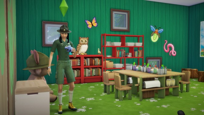 Creepy Crawlers Museum at Budgie2budgie image 6715 670x377 Sims 4 Updates
