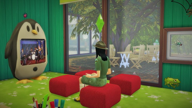 Creepy Crawlers Museum at Budgie2budgie image 6818 670x377 Sims 4 Updates