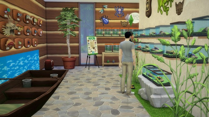 Creepy Crawlers Museum at Budgie2budgie image 6919 670x377 Sims 4 Updates