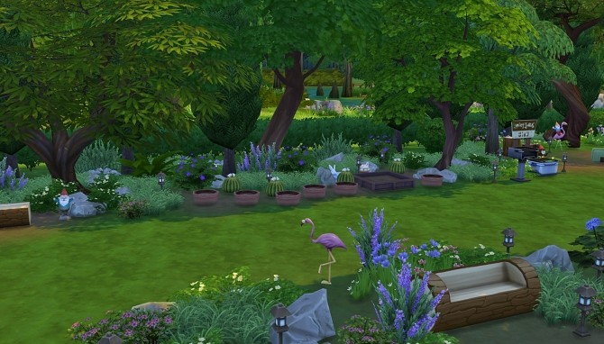 Camp Leonardo by 116thusername at Mod The Sims image 7061 670x382 Sims 4 Updates