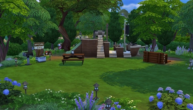 Camp Leonardo by 116thusername at Mod The Sims image 71111 670x382 Sims 4 Updates